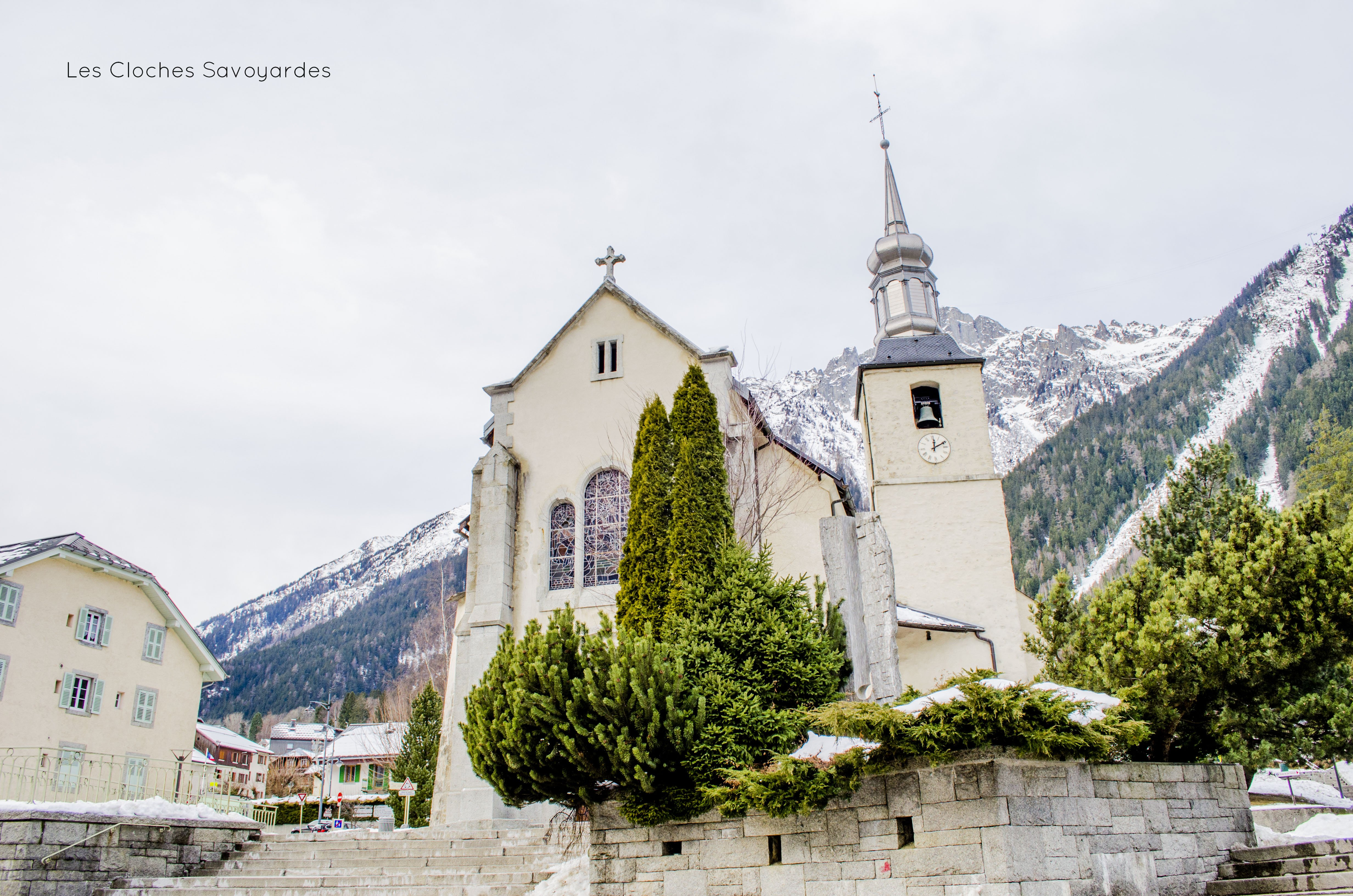 Super Chamonix Mont-Blanc – Eglise Saint Michel | Les Cloches Savoyardes @OK_45