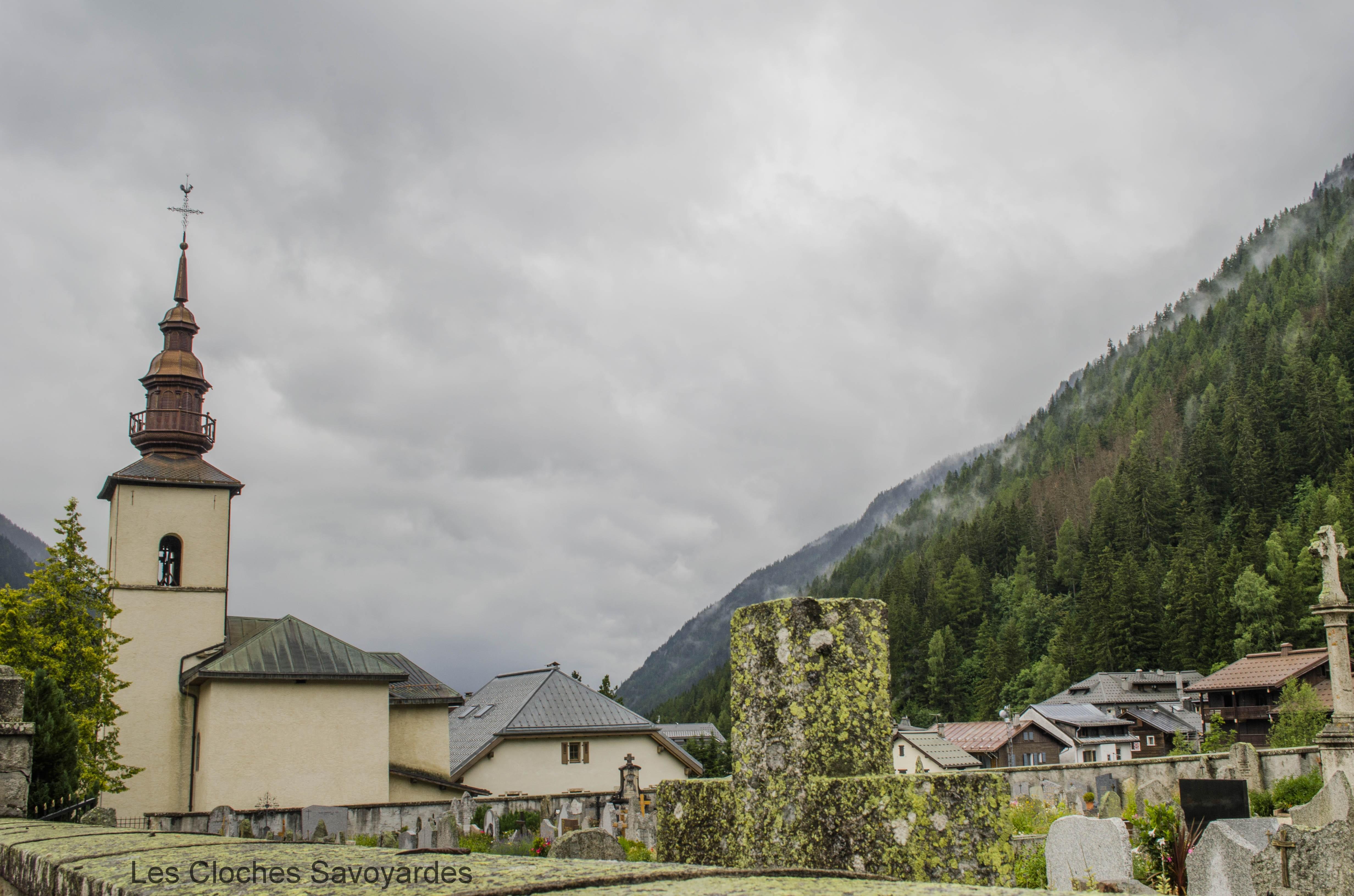 époustouflant Chamonix-Mont-Blanc – Eglise Saint-Pierre (Argentière) | Les @VP_06