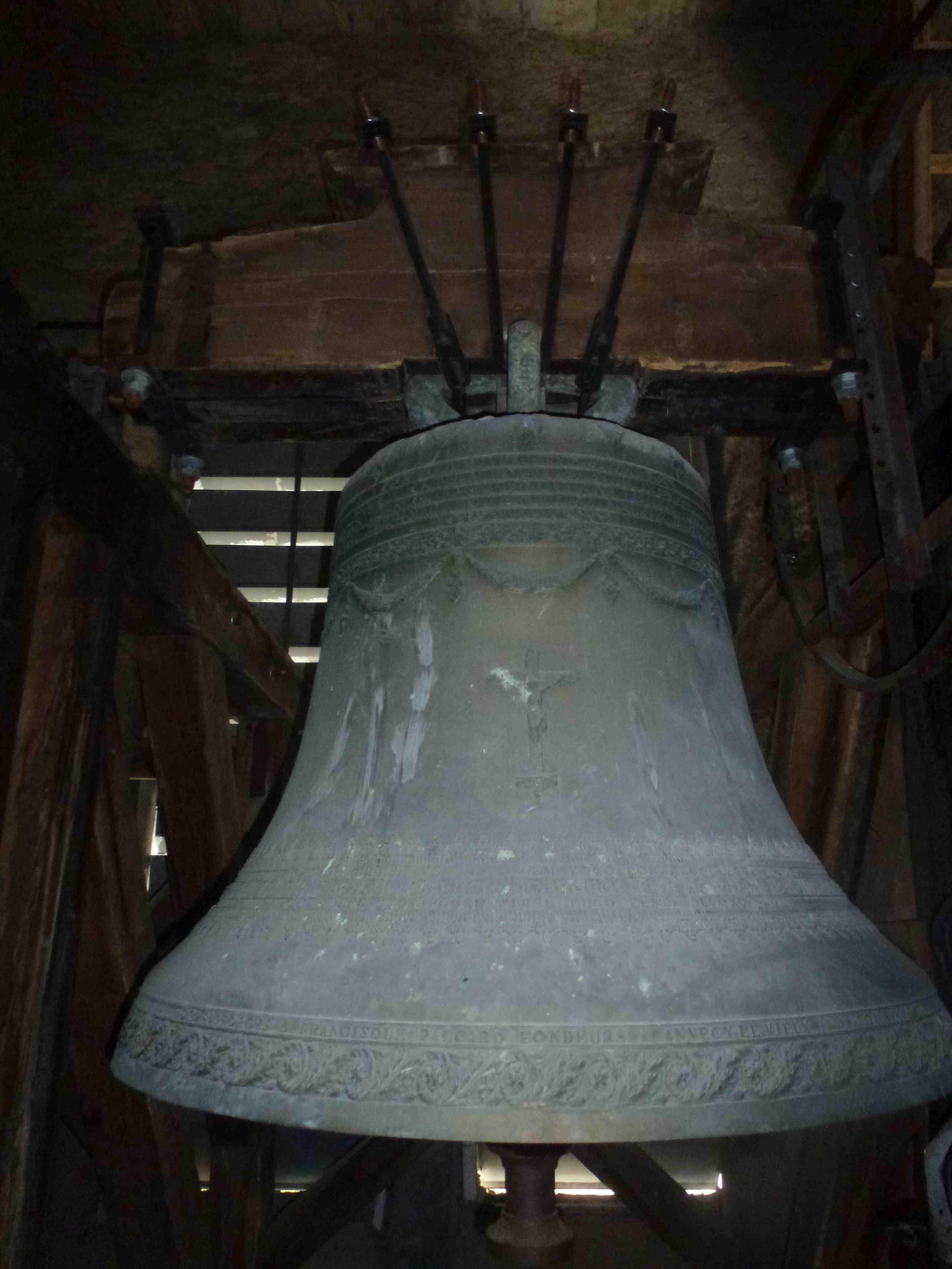 Bonneville And Son >> La Muraz – Eglise Saint Martin | Les Cloches Savoyardes